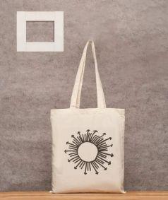 Isha Craft Printed Cotton Bag - 5