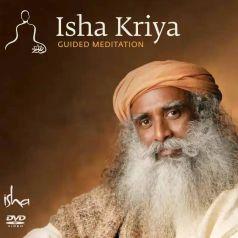 DV121 Isha Kriya DVD 400