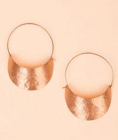Copper Earring - Style 3