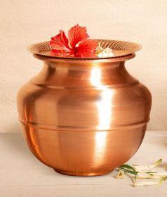 Copper Pot - Big